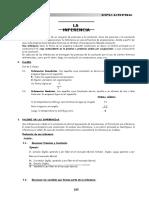 CLASE - LA INFERENCIA.doc