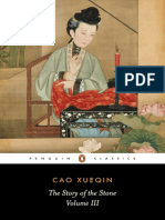 The Story of the Stone_ the War - Cao Xueqin
