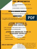 ASPECTOS IMPORTANTES AULA DE INNOVACIÓN PEDAGÓGICA