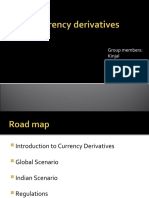 Currency Derivatives Final