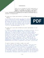 Respuestas Cuestionario Del Capitulo 3 Patologia Del Hombre Caido No. 2, Inciso A