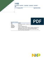 AH1103_v3 0_TJA1021_22_24_27_29 LIN transceiver