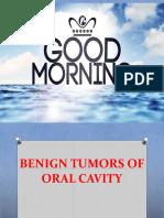 3.Benign Tumors