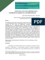 Metodologias e Interdisciplinaridade