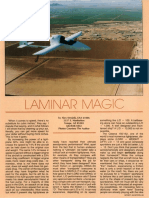 Laminar Magic