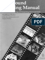 Ultrasound Teaching Manual