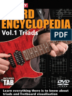 Chord Encyclopedia Triads