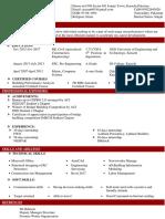 waleed CV
