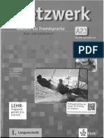 Kurs- Und Arbeitsbuch A2.1