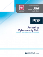 1 GTAG Assessing Cybersecurity Risk