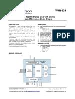WM8524.pdf