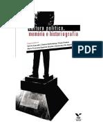 Cecília Azevedo Cultura Politica Memoria e Historiografia