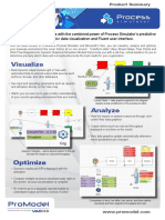 Process Simulator Product Summary