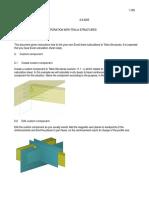 Tekla Structures Excel Sheet Incorporation.pdf
