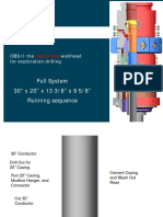 OBS II the Adjustable Wellhead for Exploration Drilling Full