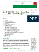 Quick HOWTO _ Ch32 _ Controlling Web Access With Squid - Linux Home Networking