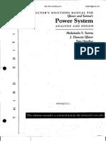 SOLUCIONARIO Sistemas de Potencia by Duncan Glover