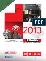 Ferodo Catfe1304