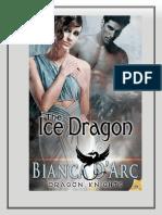 Bianca D'arc - Caballeros dragón 03 El dragón de hielo.pdf