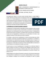 Joseph Stiglitz Resumen