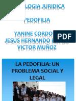 La Pedofilia