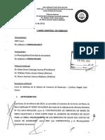 JOHAN CAMARGO ACOSTA - WR7 vs. Municipalidad Distrital de Ascensión