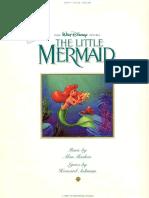 _Book Disney - Little Mermaid