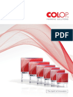 Catalogue COLOP