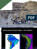 CAPITULO 1. Introduccion a La Geologia Estructural y Tectonica