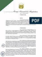 2435_Resolucion 358-2017-CNM Modificacion del Reglamento de concurso para acceso abierto para seleccion de jueces y fiscales.pdf