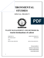 Waste Management Evs Project