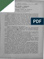Sentencia 1935