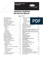 Application Guideline and Service Manual