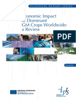 Economic Impact of Dominant GM Crops Worldwide
