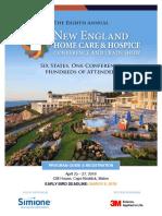 2018 NEHCC Registration Program Web