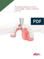 80567 Denture Conversion Manual 16.1 GB
