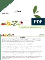 Fito Company Frutarom Company Overview