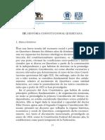 Constitucion Queretaro Historia