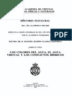 Manuel Ramón Llamas Madurga_Los Colores del Agua, El Agua Virtual y los Conflictos Hídricos.pdf