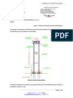 Diseño Formaleta Para Un Puente