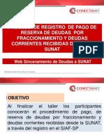 Proceso Giro Deudas a SUNAT_2016