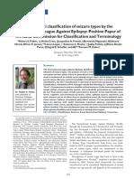 Operational New IILAE Classification of Epilepsy
