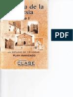 Historia de La Iglesia I - Estudios CLASE