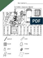 Classroom Objects.pdf
