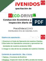 Material Estandar de Capacitacion de EcoDrive y 360 2017