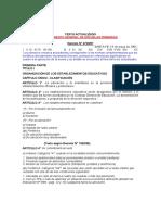 Decreto Provincial 4720 61 DIGESTO – Reglamento General de Escuelas