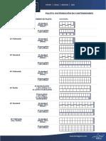Distribucion de Pallets en Contenedores
