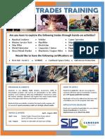 marine task poster - jan 2018