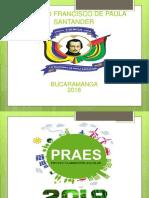 INDUCCIÓN PRAES 2018