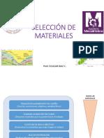 Metodología Para Selección de Materiales